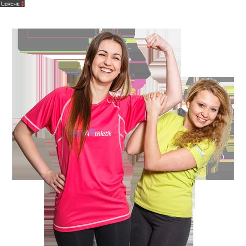 Game Active T-Shirt Ladies ID Identity