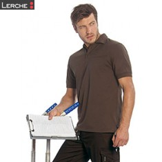 Workwear Blended Pocket Polo B&C