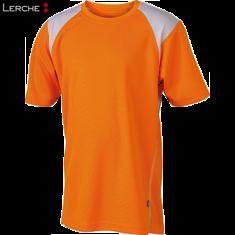 """Laufshirt für Kinder und Jugendliche """"Running Shirt Junior"""" James & Nicholson"""