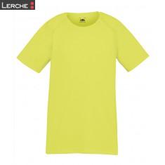 Performance Sport-Shirt Junior Fruit of the Loom