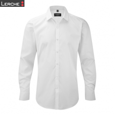 Ultimate Stretch Herrenhemd Langarm Russell