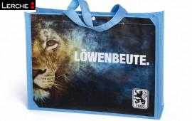 Unser Bestseller - PP Woven Tasche für den TSV 1860 München