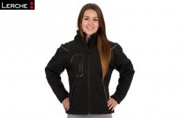 Wetterfest und sportlich -  bedruckte Softshell Jacken für Herren, Damen und Kinder
