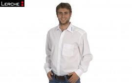 Besticktes Business-Hemd der Marke OLYMP Luxor