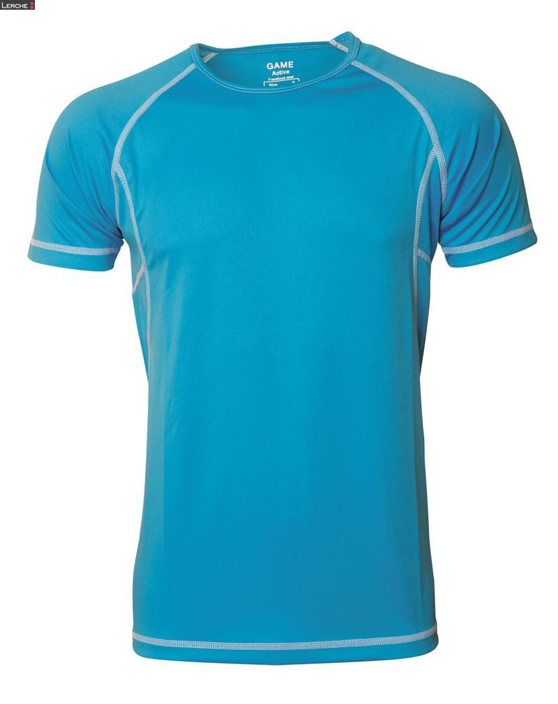 Game Active T-Shirt Men ID Identity