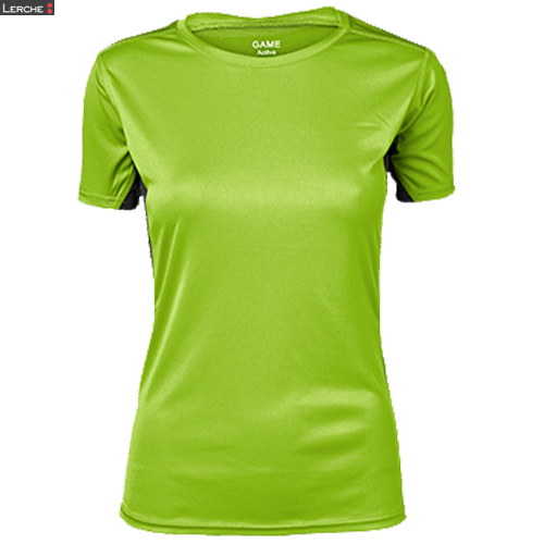 Game Active Shirt Mesh Lady ID Identity