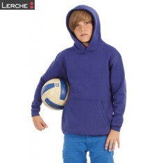 Kids' Hooded Sweat B&C
