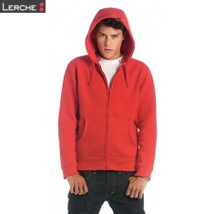 Hooded Full Zip B&C