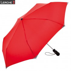 Safebrella LED AOC Mini Taschenschirm FARE