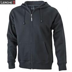Men's Hooded Jacket James & Nicholson