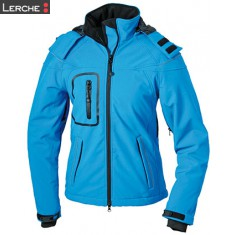 Ladies' Winter Softshell Jacket James & Nicholson