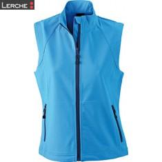 Ladies' Softshell Vest James & Nicholson