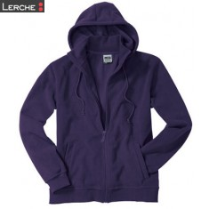 Microfleece Hooded Jacket James & Nicholson