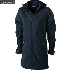 Ladies' Softshell Coat James & Nicholson