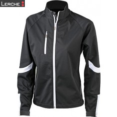 Ladies' Bike Softshell Jacket James & Nicholson
