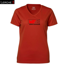 "Damen Laufshirt ""Yes Active Shirt"" ID Identity"