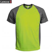 Bicolor Sport-Shirt Unisex Kariban