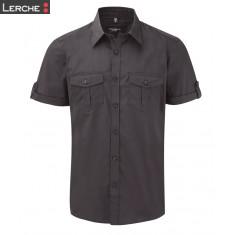 Men's Roll Sleeve Shirt Russell