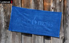 Praktische und individuell bedruckbare Handtücher sind unsere Lerche: Topseller