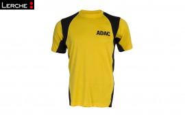 Funktionelles und bedrucktes Laufshirt für ADAC